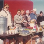 snack stand 1970's